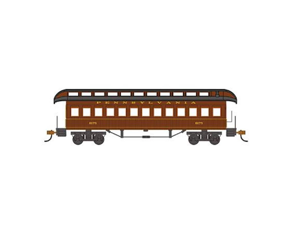Bachmann HO Old Time Coach, PRR