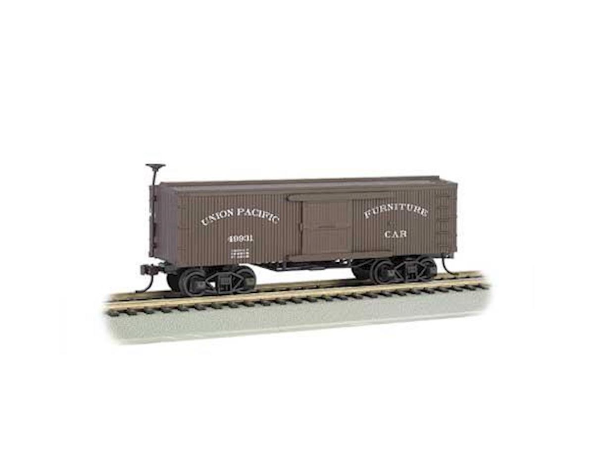 Bachmann N Old Time Box, UP