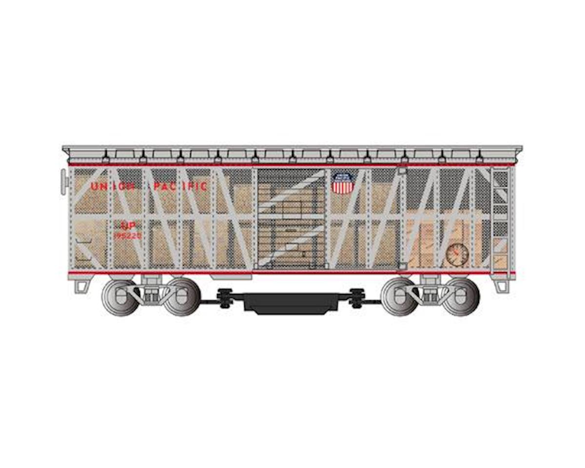 Bachmann HO Track Cleaning Box, UP/Damage Control Car