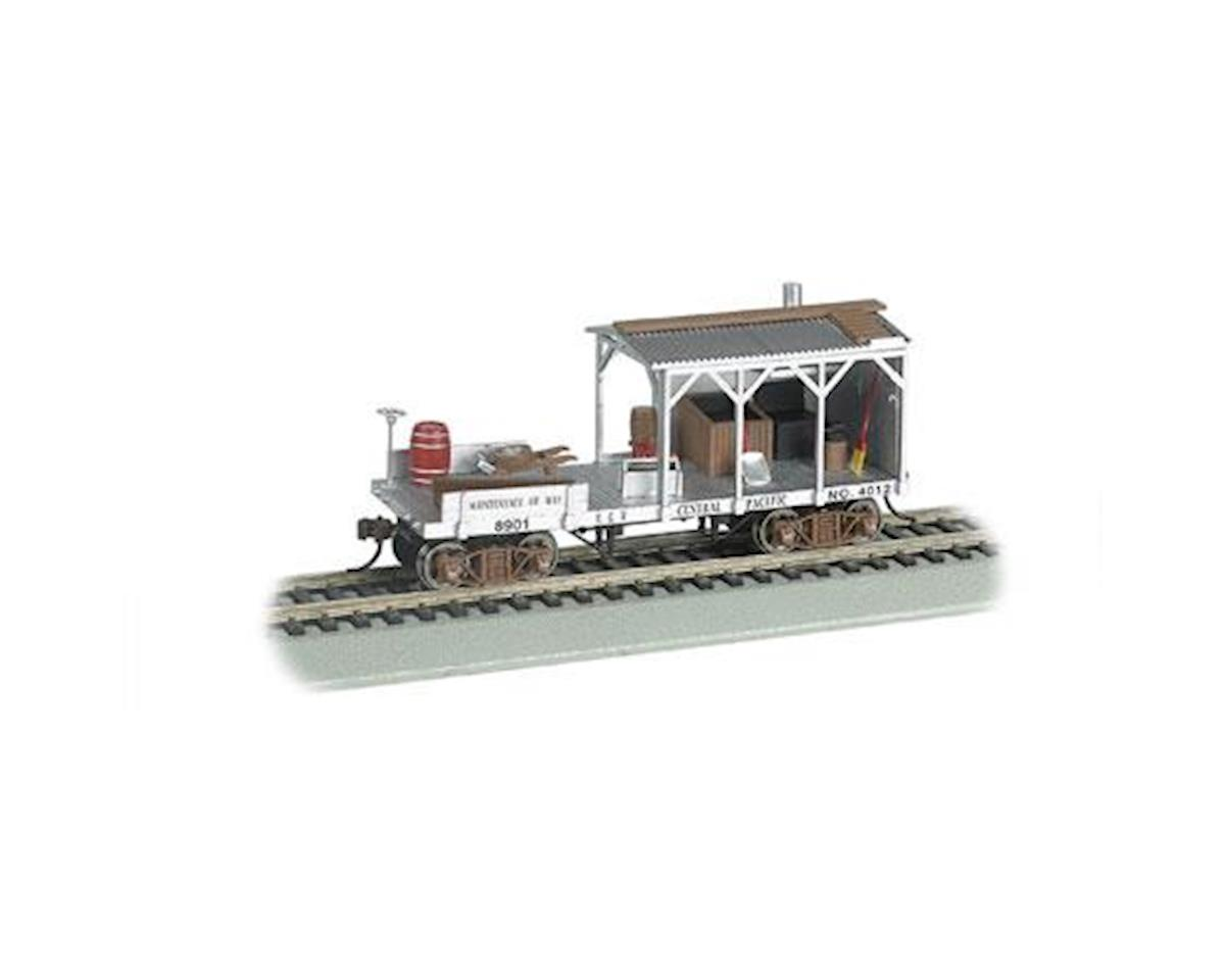Bachmann HO Old Time Blacksmith Car, CP/MOW