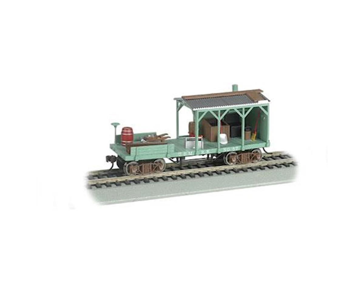 Bachmann HO Old Time Blacksmith Car,US Military RR/MOW