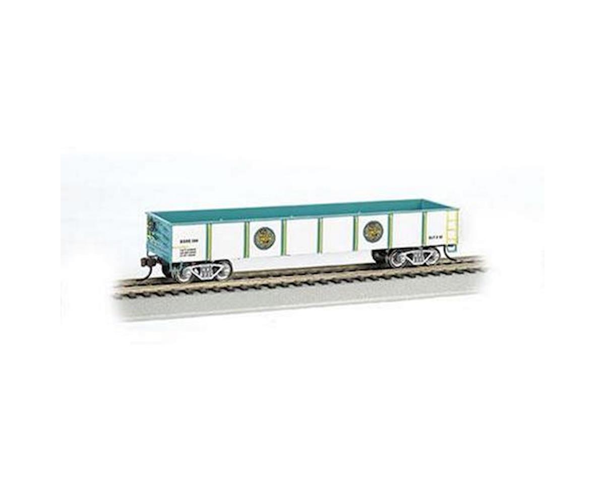 HO 40' Gondola, Ringling Bros Barnum & Bailey #120 by Bachmann