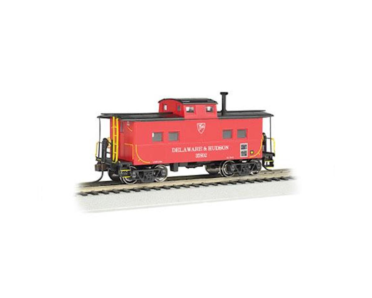 HO Northeast Steel Caboose, D&H by Bachmann