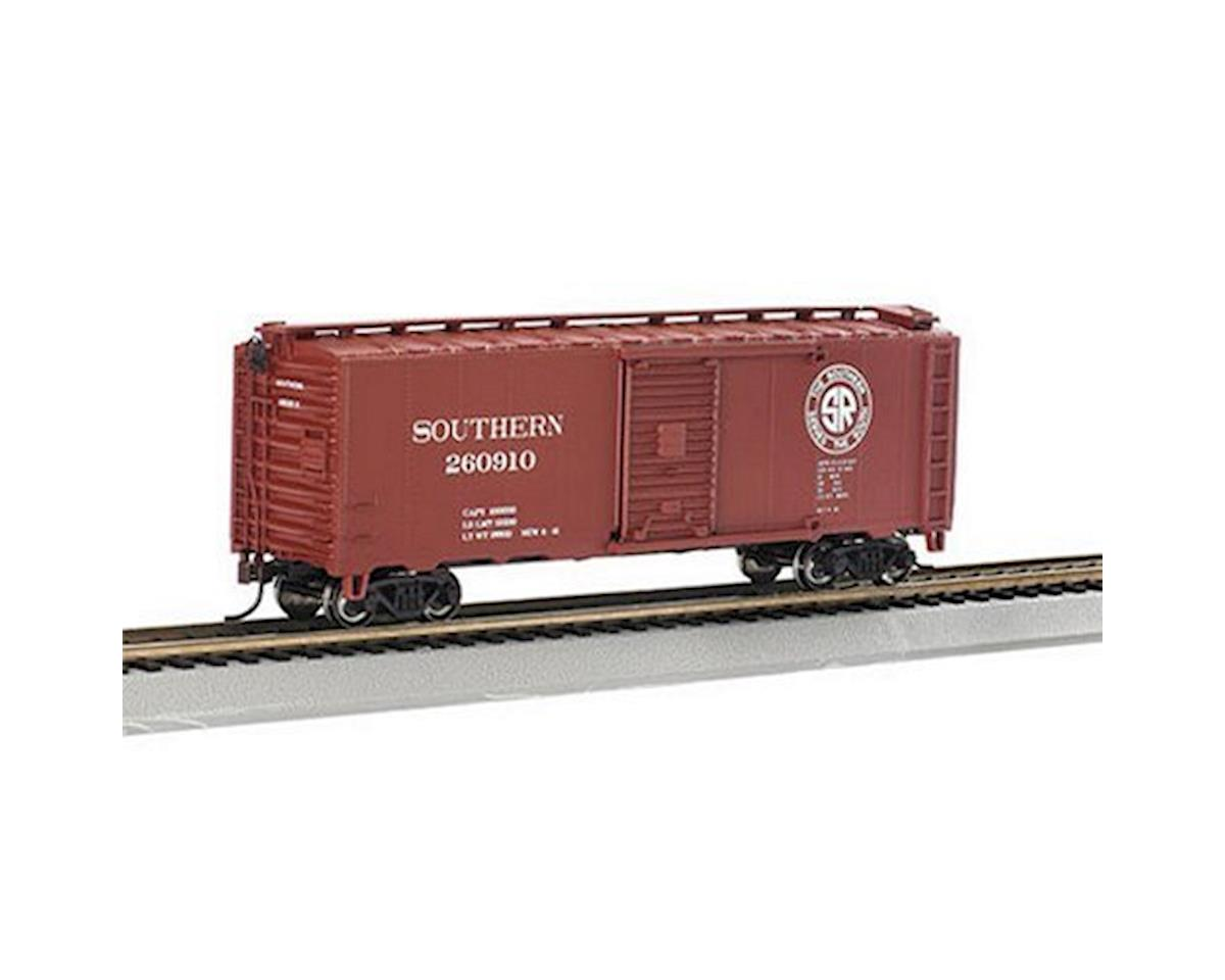HO RTR SS 40' Box, SOU by Bachmann