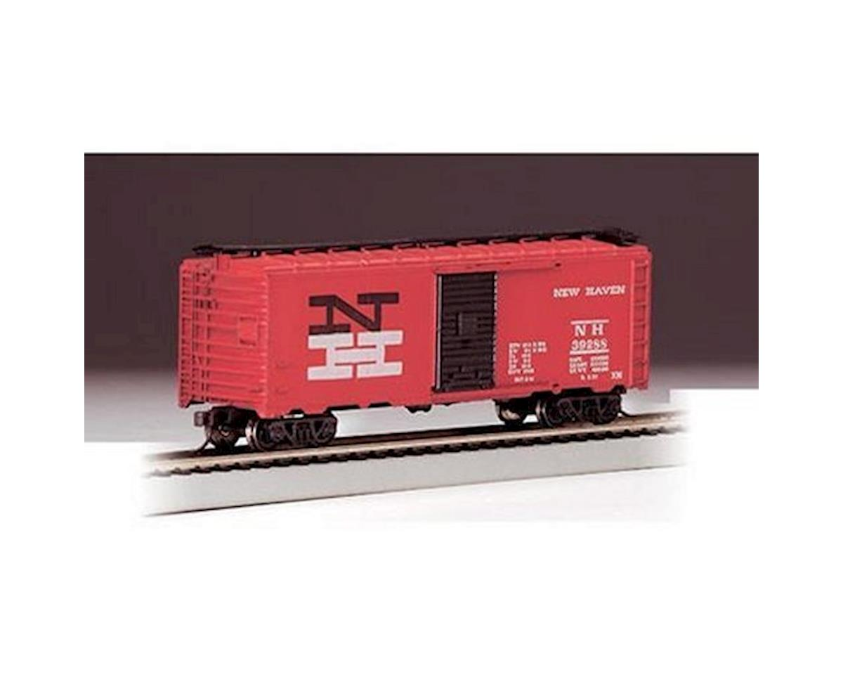HO RTR SS 40' Box, NH by Bachmann