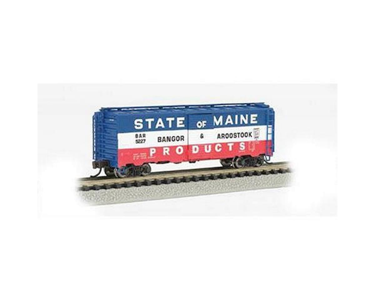 Bachmann N 40' Steel Box, BAR