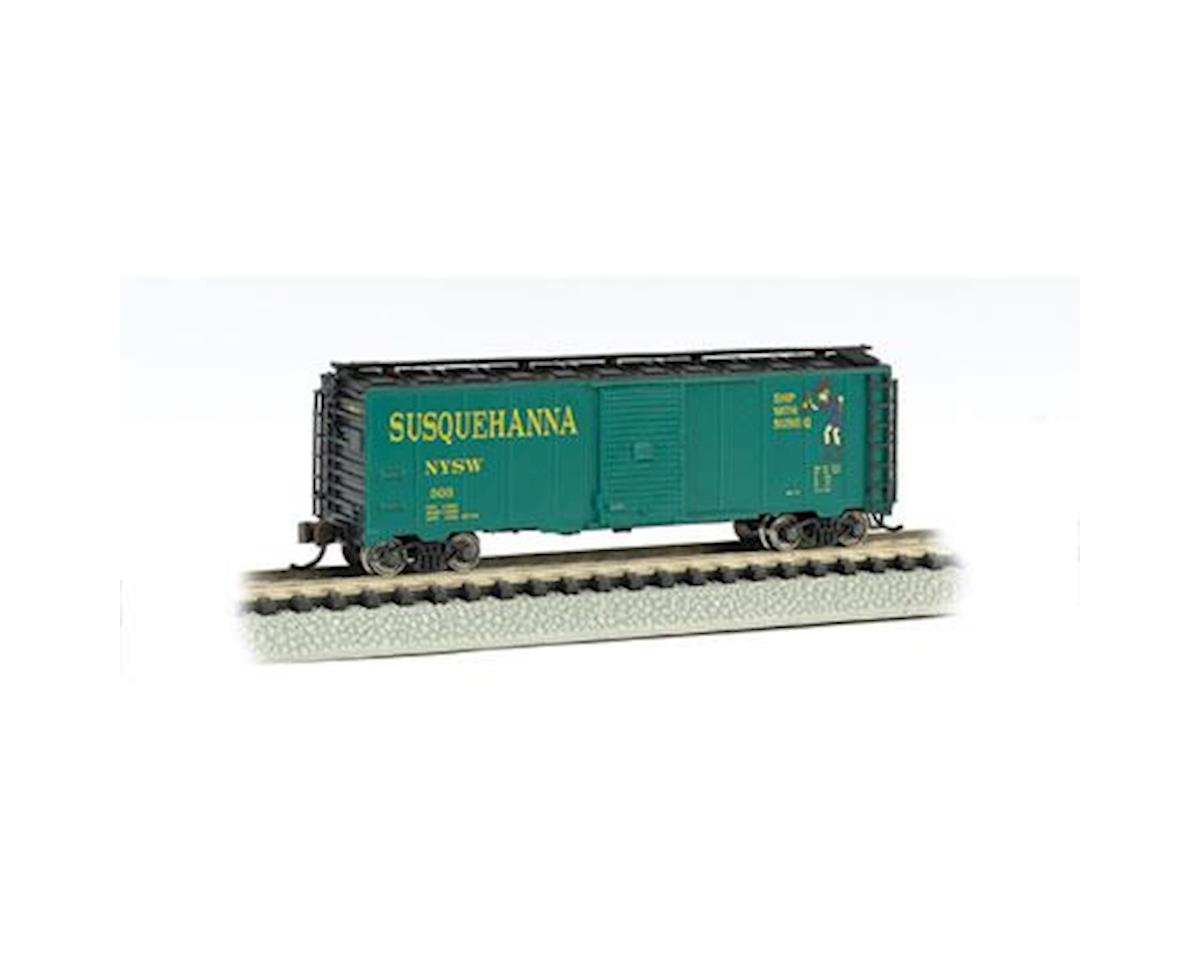 Bachmann N 40' Steel Box, NYS&W