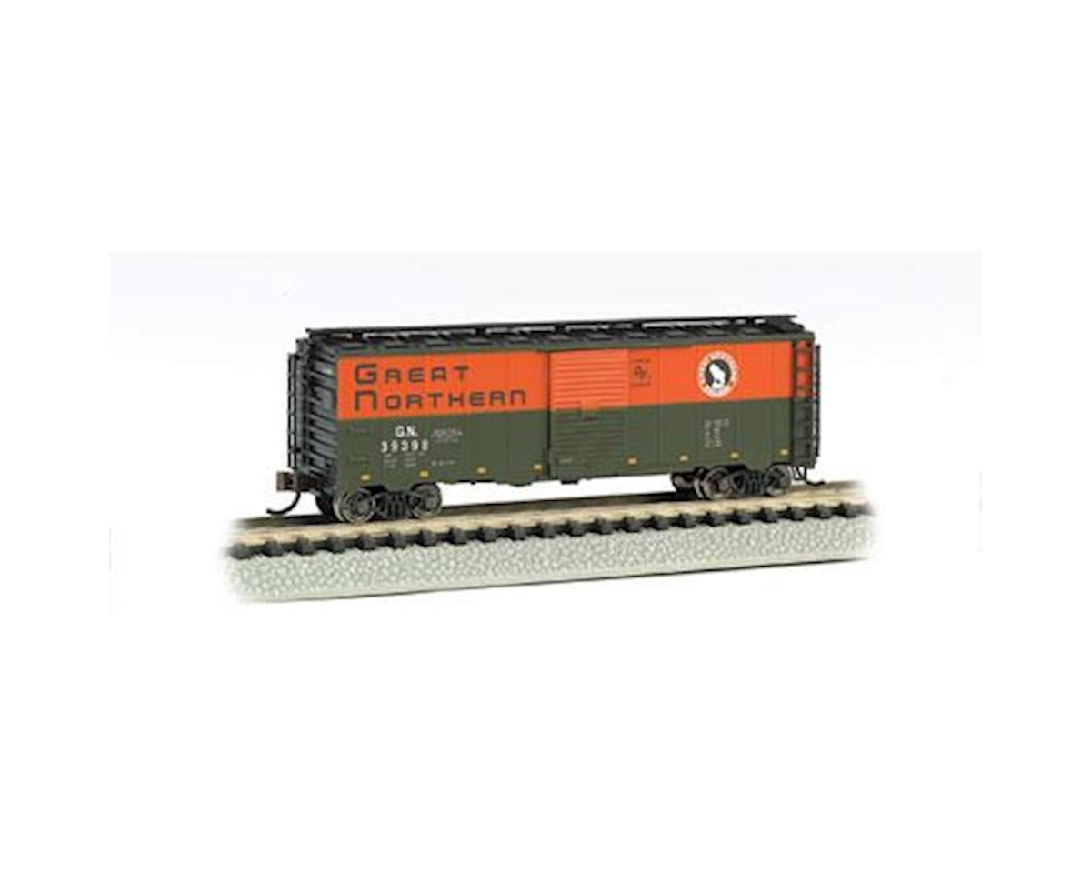 Bachmann N 40' Steel Box, GN