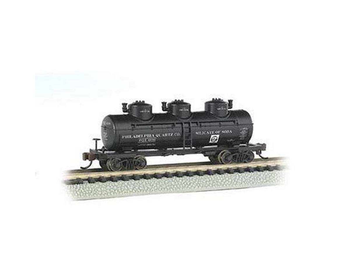 N 3-Dome Tank, Philadelphia Quartz by Bachmann