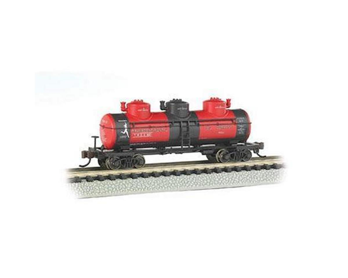 Bachmann N 3-Dome Tank, Transcontinental Oil Co.