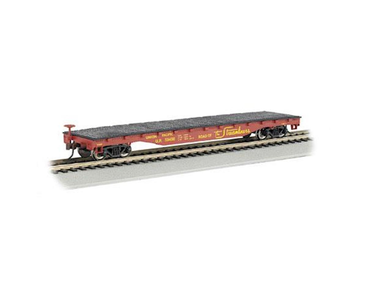 Bachmann HO 52' Flat, UP