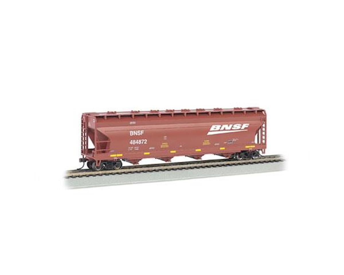 Bachmann BNSF 56' ACF Center-Flow Hopper (HO Scale)