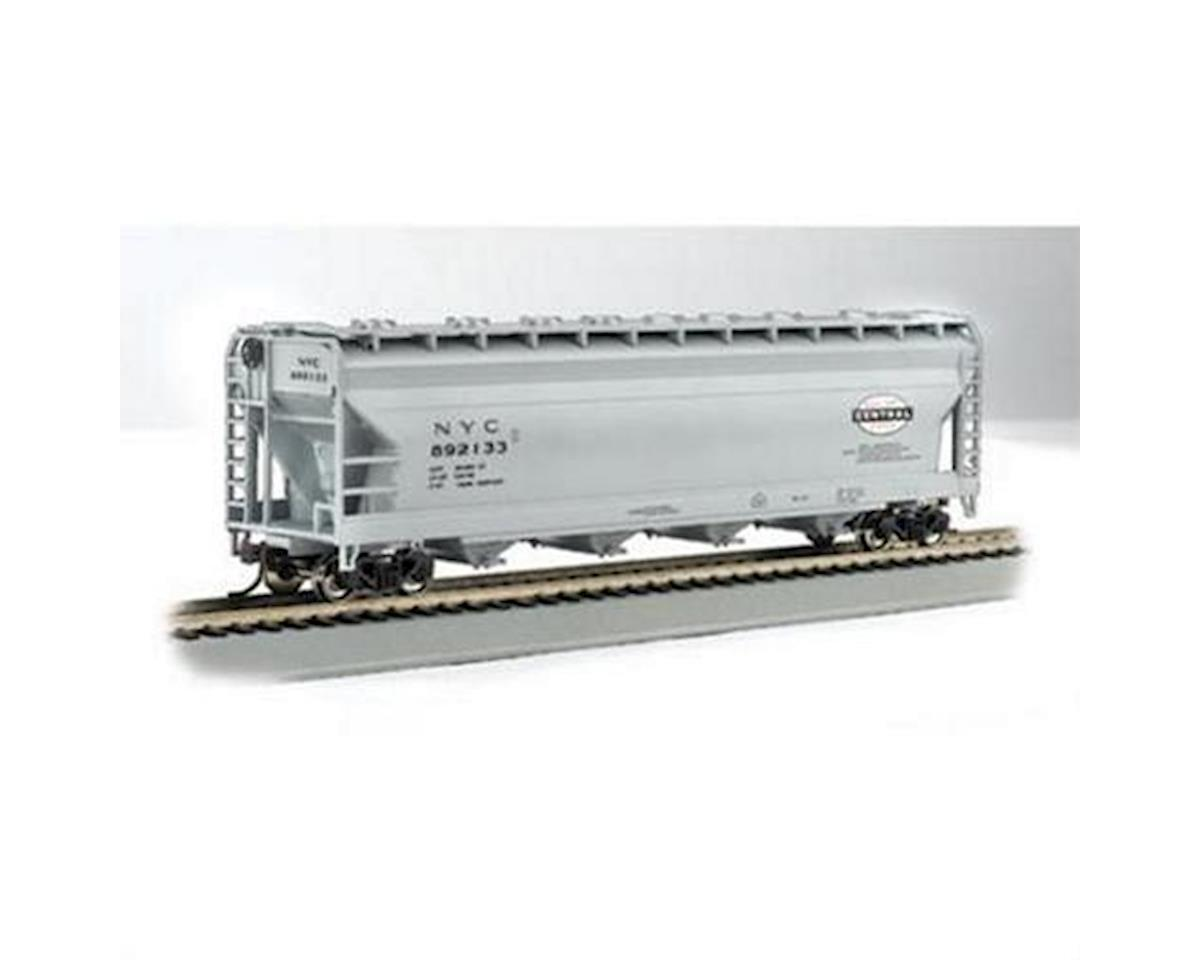 Bachmann HO 56' Centerflow Hopper, NYC/Gray