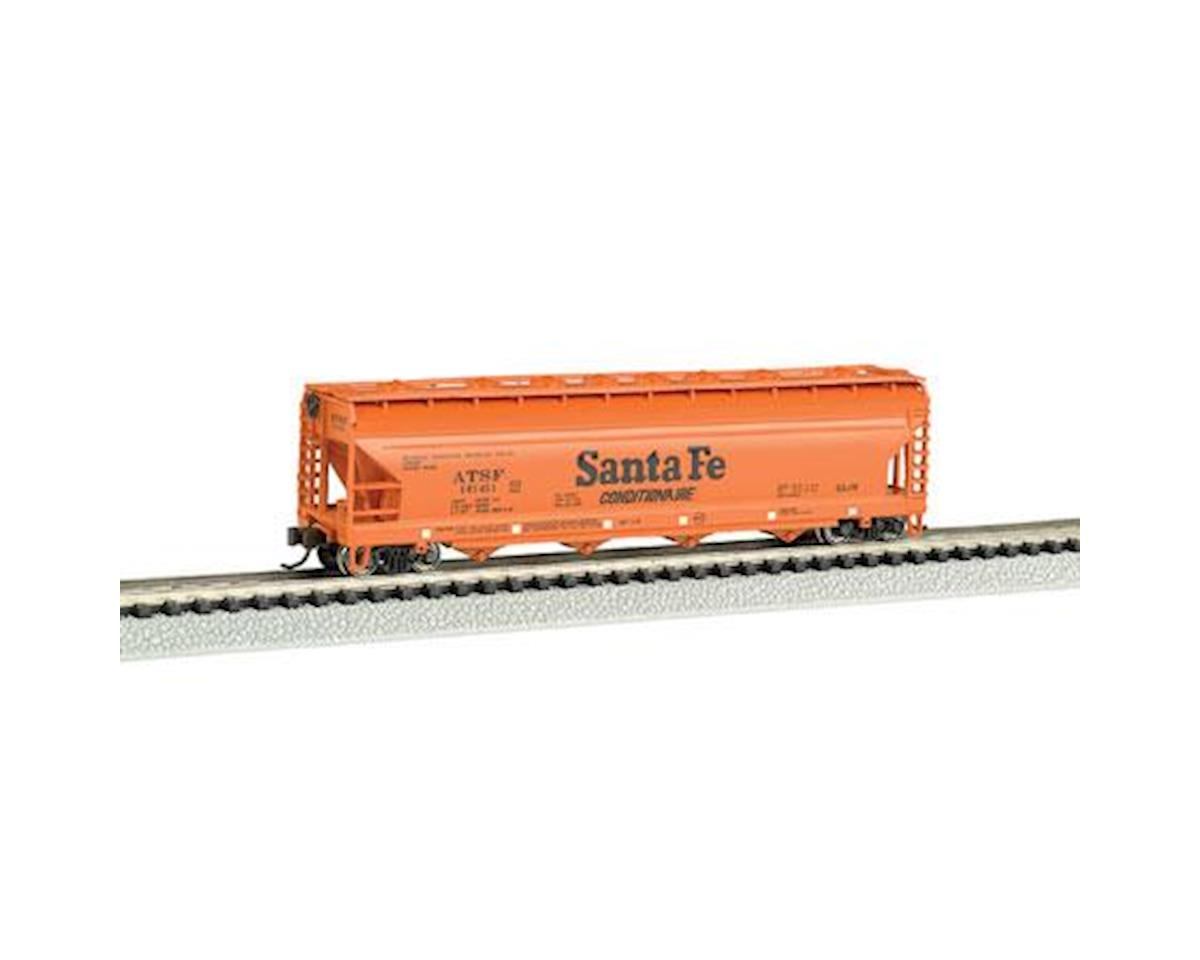 Bachmann N ACF 56' 4-Bay Center Flow Hopper, SF