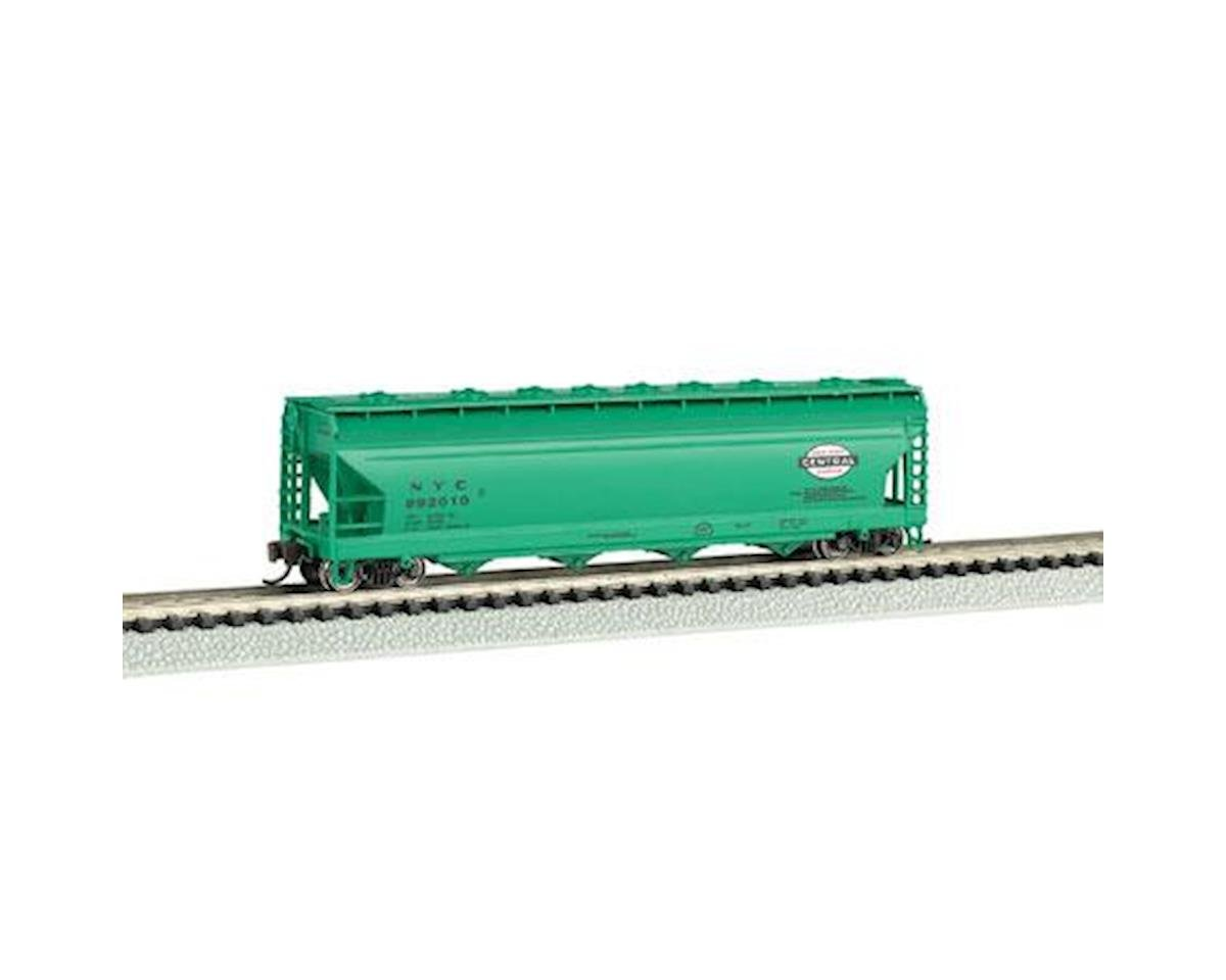 Bachmann N ACF 56' 4-Bay Center Flow Hopper, NYC
