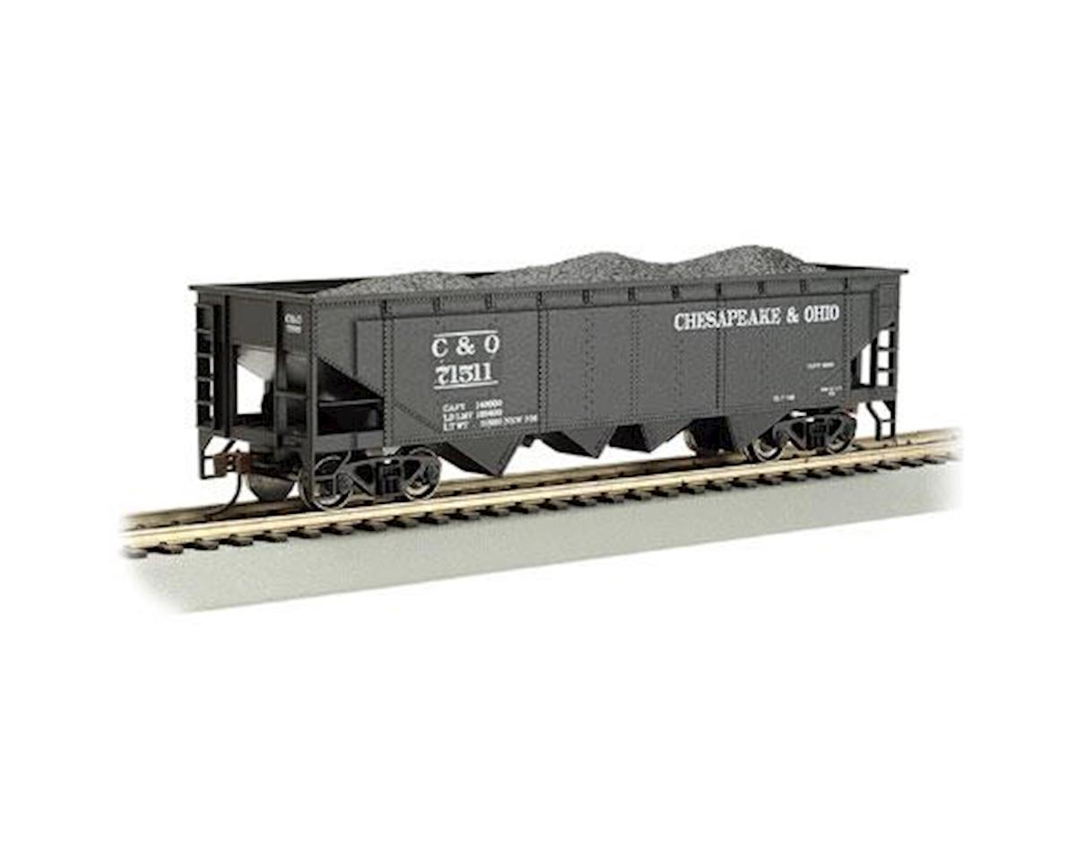 Bachmann HO 40' Quad Hopper, C&O