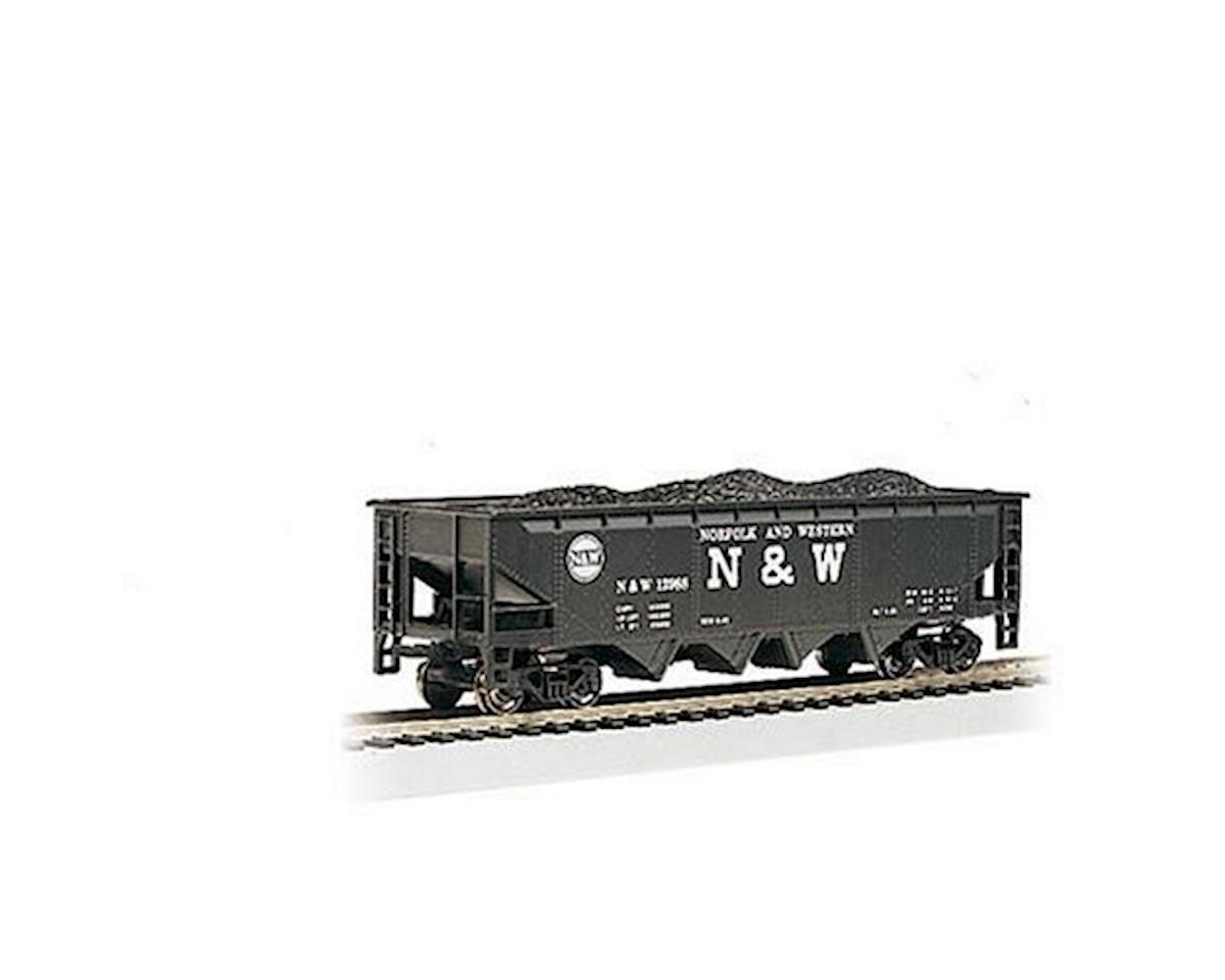 Bachmann HO RTR SS 40' Quad Hopper, N&W