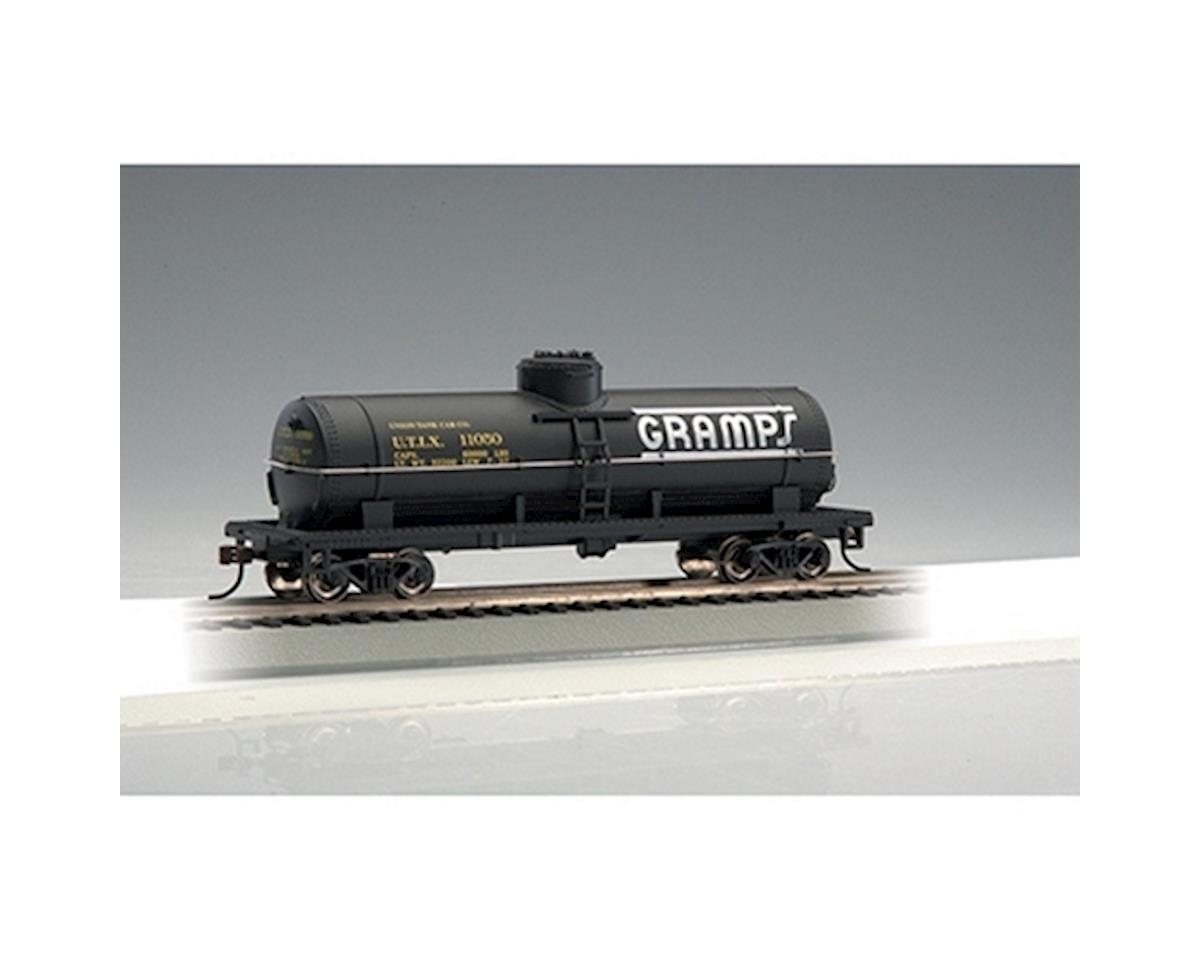 HO RTR SS 40' 1Dome Tank, Gramps by Bachmann