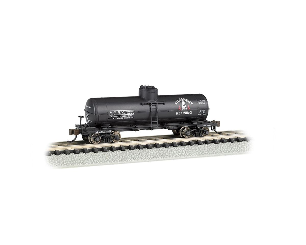 "N 36' 6"" 1-Dome Tank, Allegheny Refining by Bachmann"