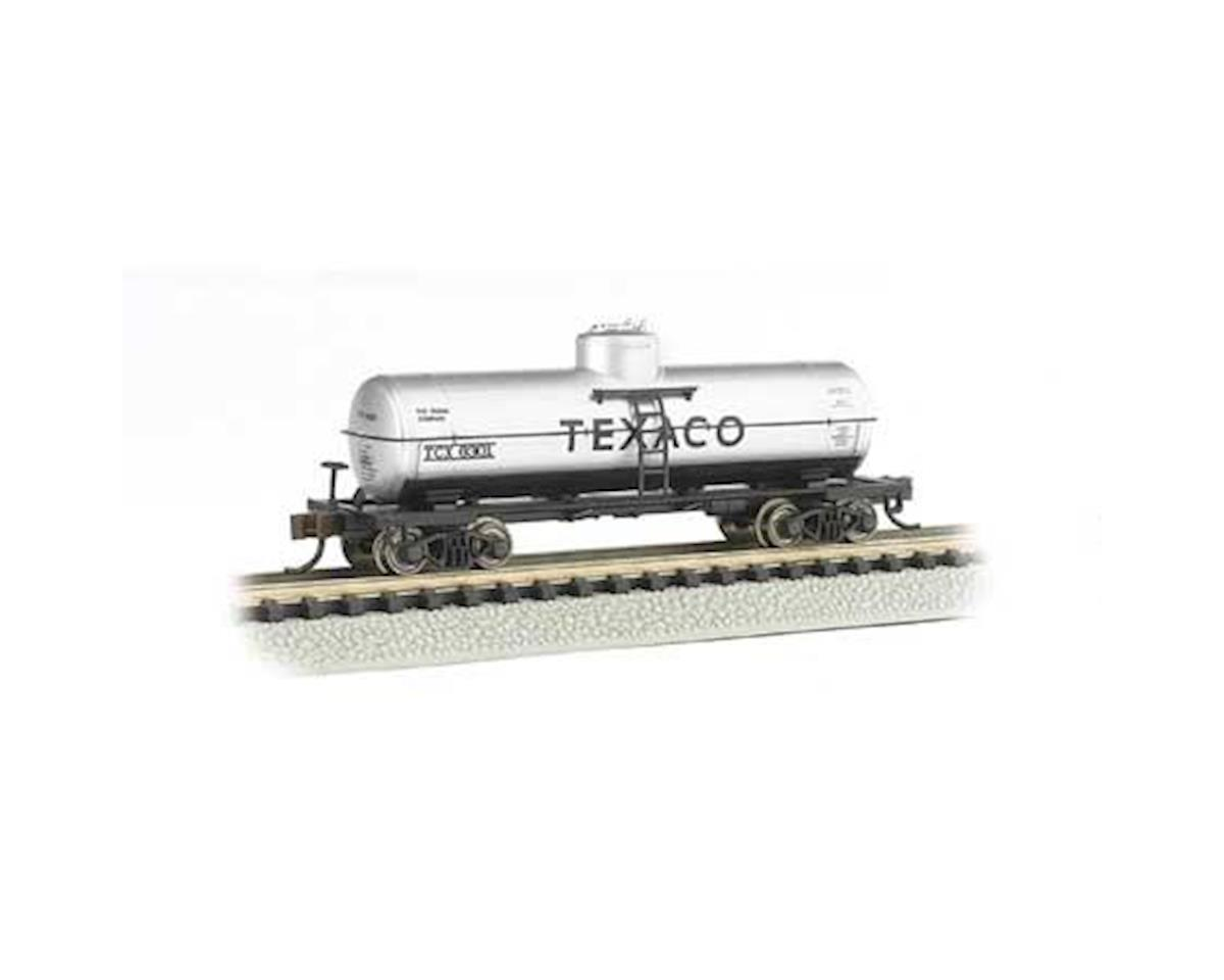 """Bachmann N 36'6"""" 1-Dome Tank, Texaco #6301"""