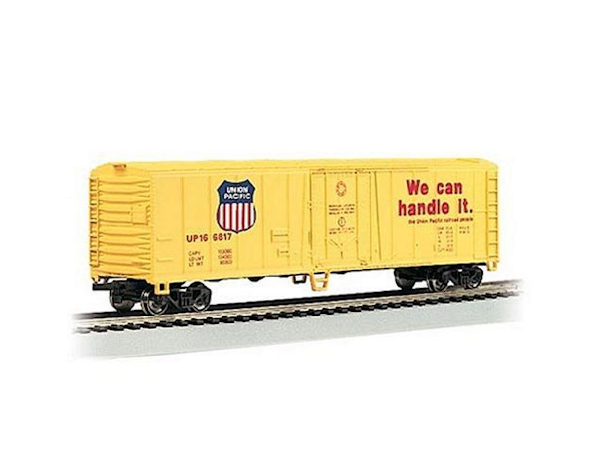 HO RTR SS 50' Reefer, UP by Bachmann
