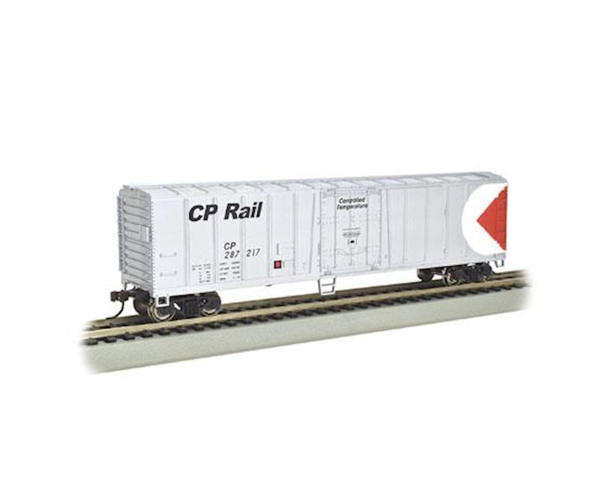 HO 50' Reefer, CPR by Bachmann