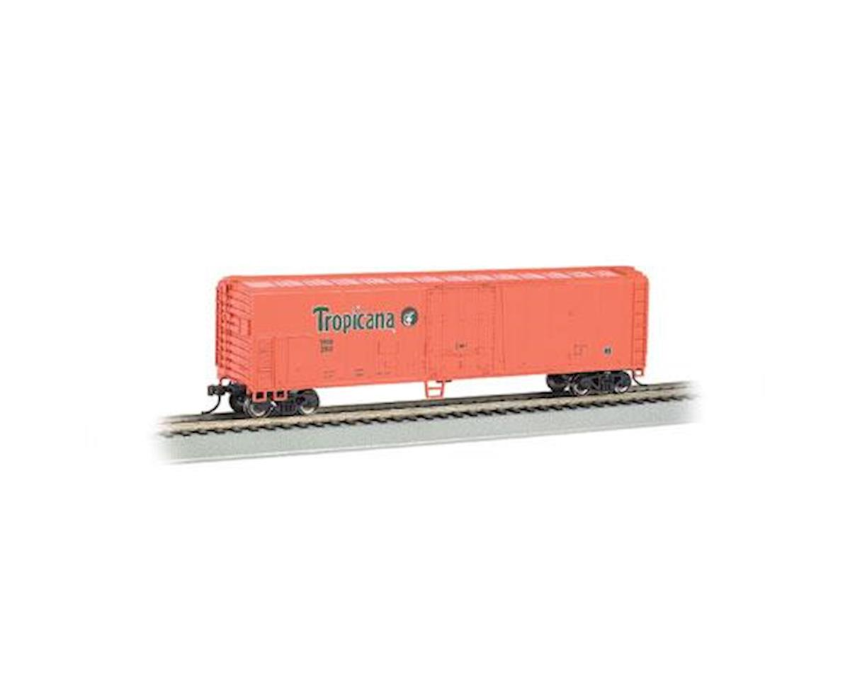 Bachmann HO 50' Reefer, TPIX/Orange