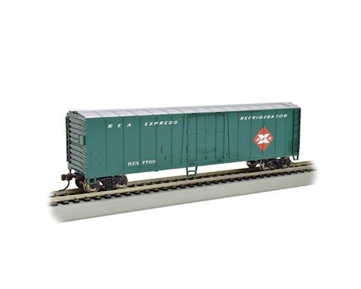 Bachmann Railway Express ACF 50' Steel Reefer (HO Scale)