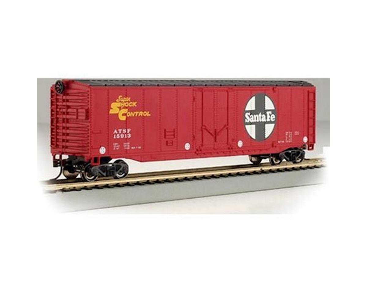 Bachmann Santa Fe 50' Plug Door Box Car (HO Scale) | relatedproducts