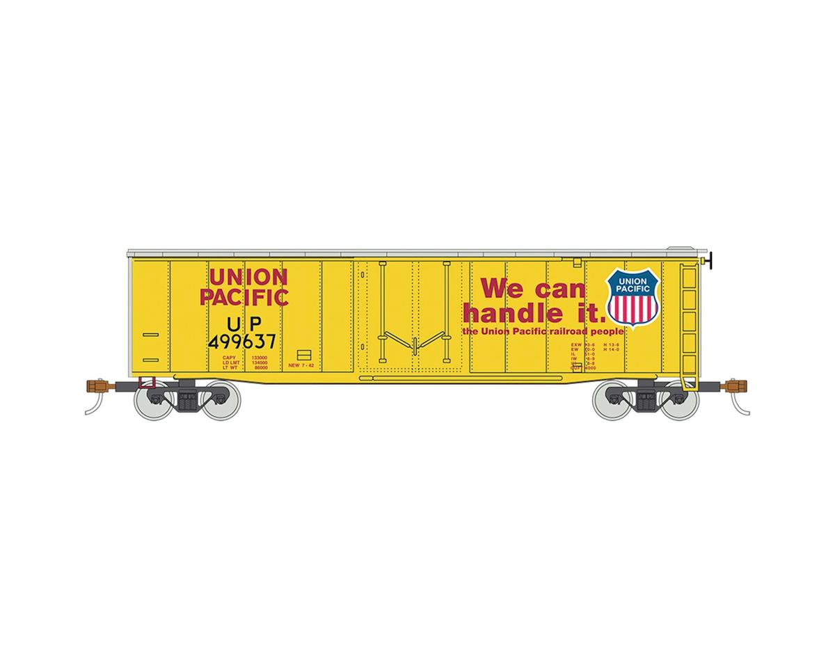 Bachmann Union Pacific #499637 50' Plug Door Box Car (HO Scale)