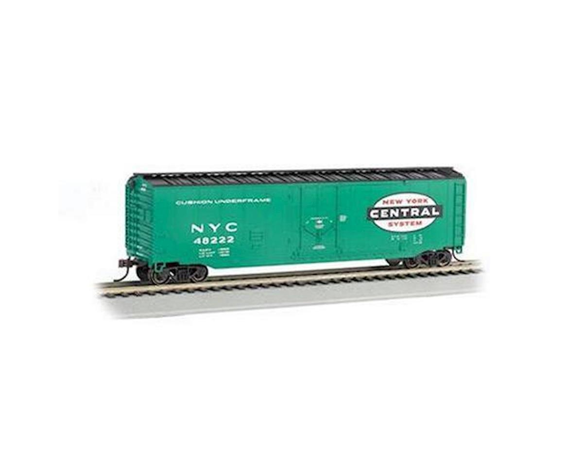 Bachmann HO RTR SS 50' Plug Door Box, NYC