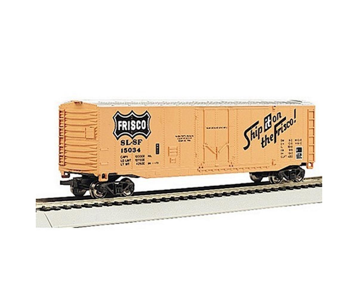 Bachmann HO RTR SS 50' Plug Door Box, Frisco