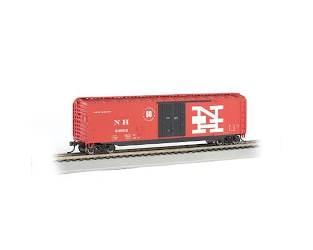Bachmann HO 50' Plug Door Box, NH