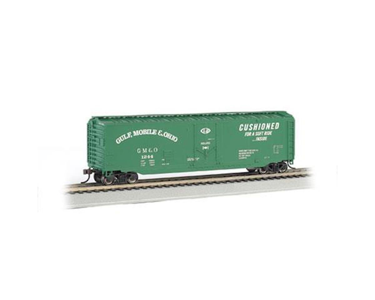 Bachmann HO 50' Plug Door Box, GM&O