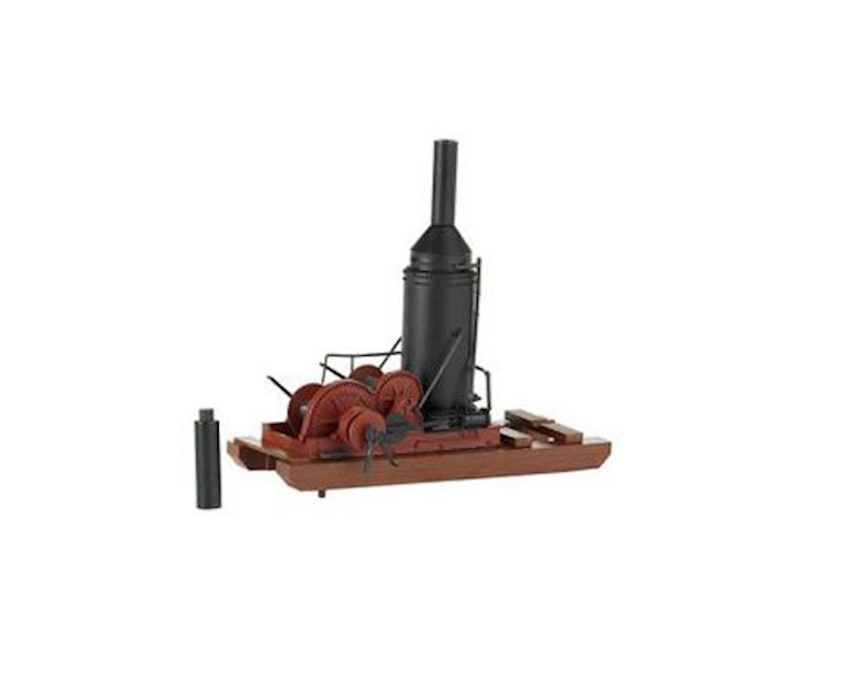 Bachmann HO RTR Log Skidder (2)