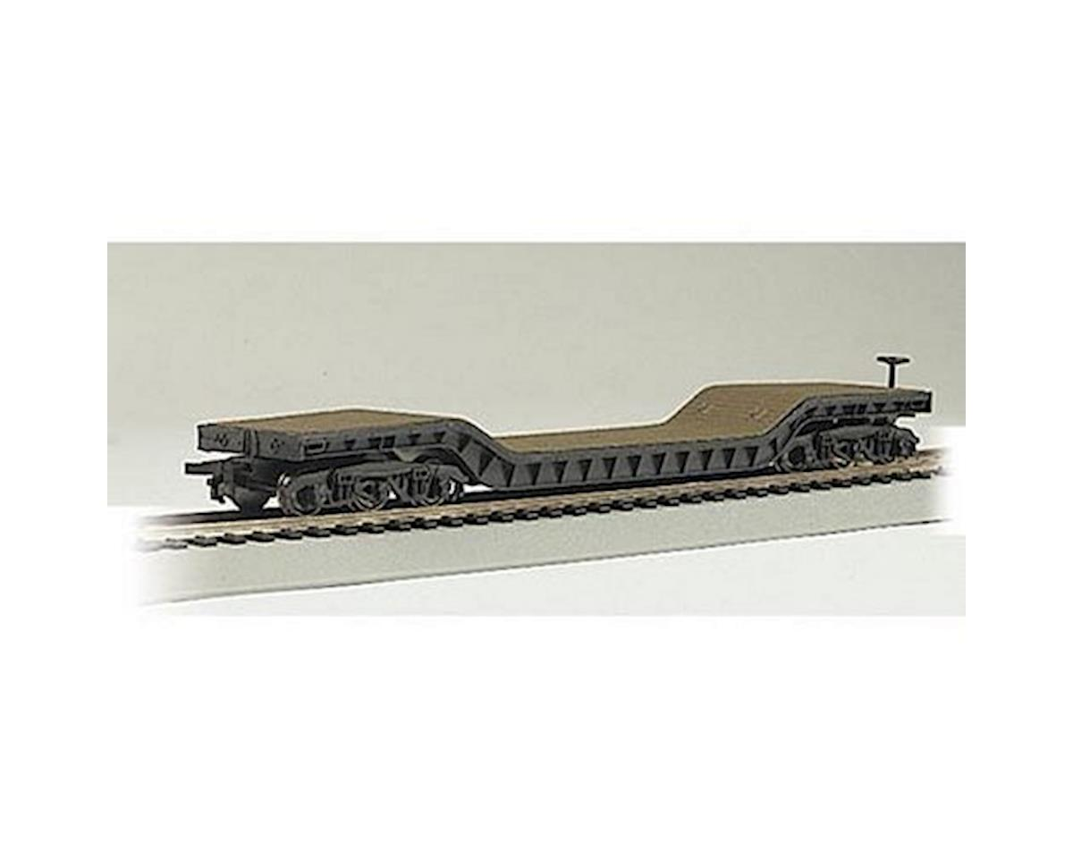 HO RTR SS 52' Depressed Center Flat by Bachmann