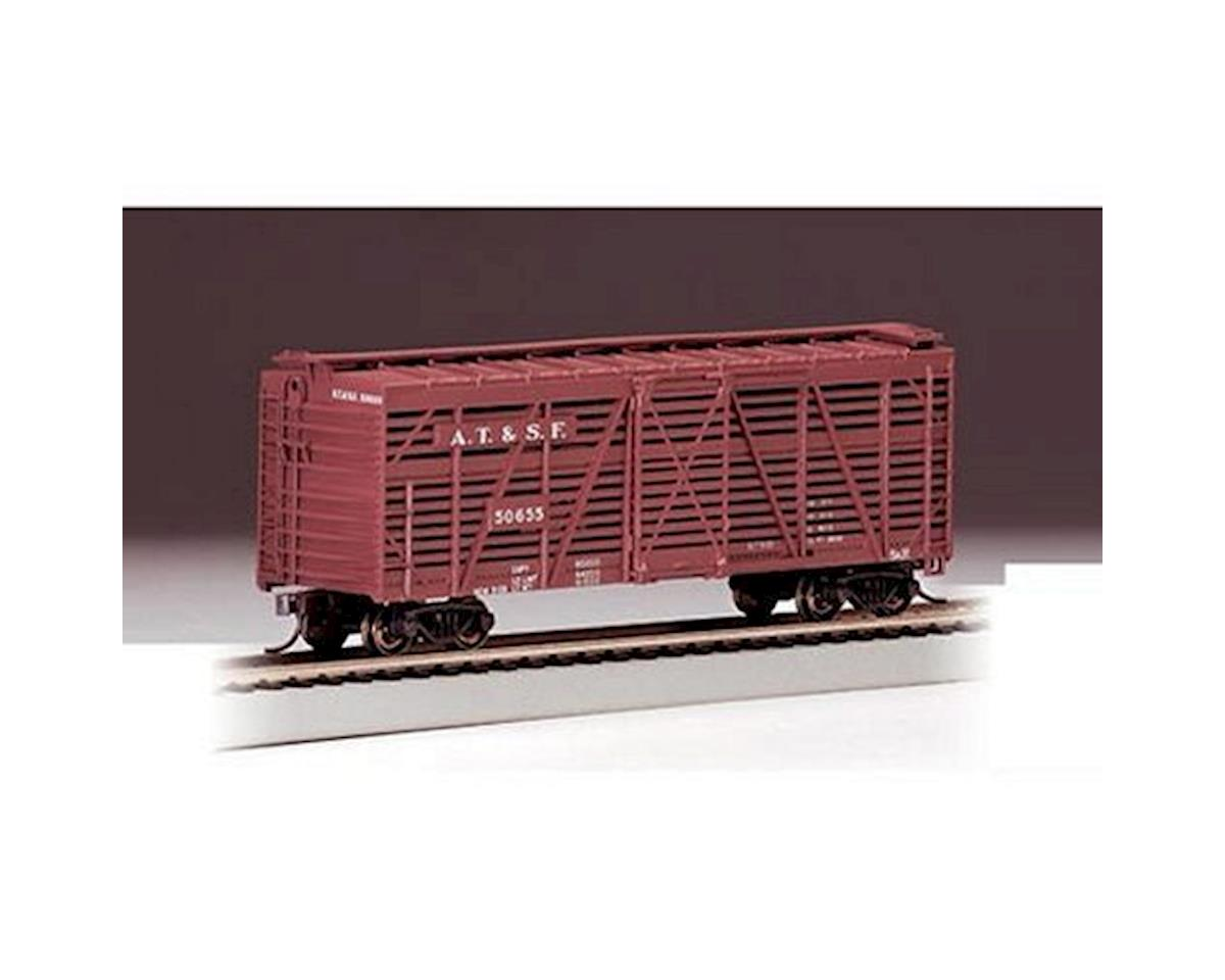 Bachmann HO RTR SS 40' Stock Car, SF