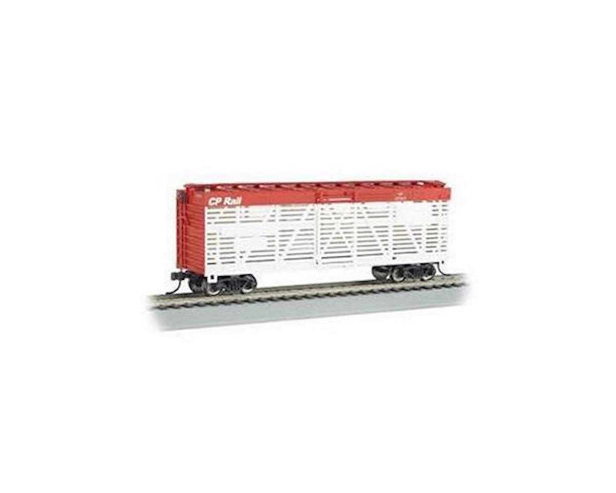 Bachmann CP Rail 40' Stock Car (HO Scale)