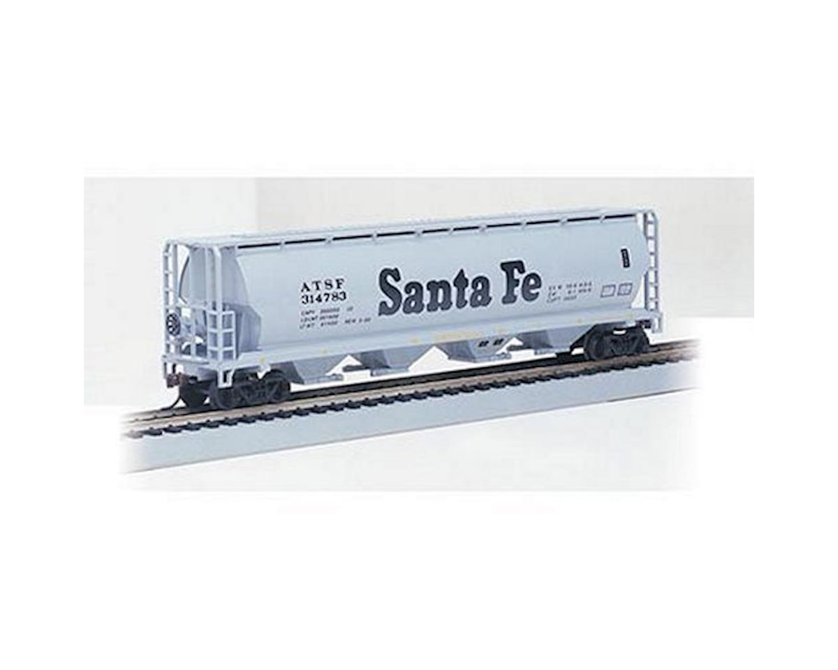 HO RTR SS Cylindrical Hopper, SF by Bachmann