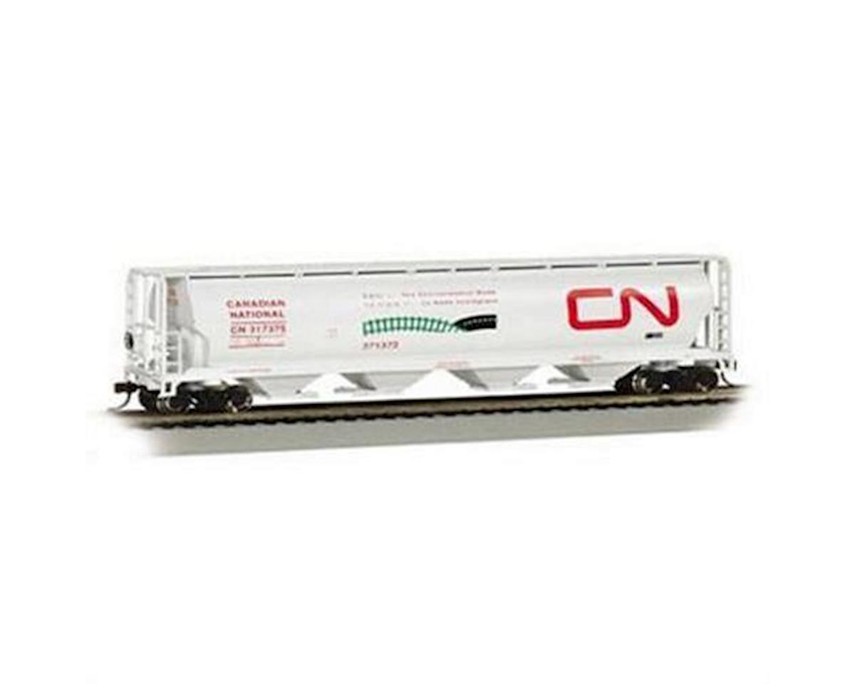 Bachmann HO RTR SS Cylindrical Hopper, CN/Environmental