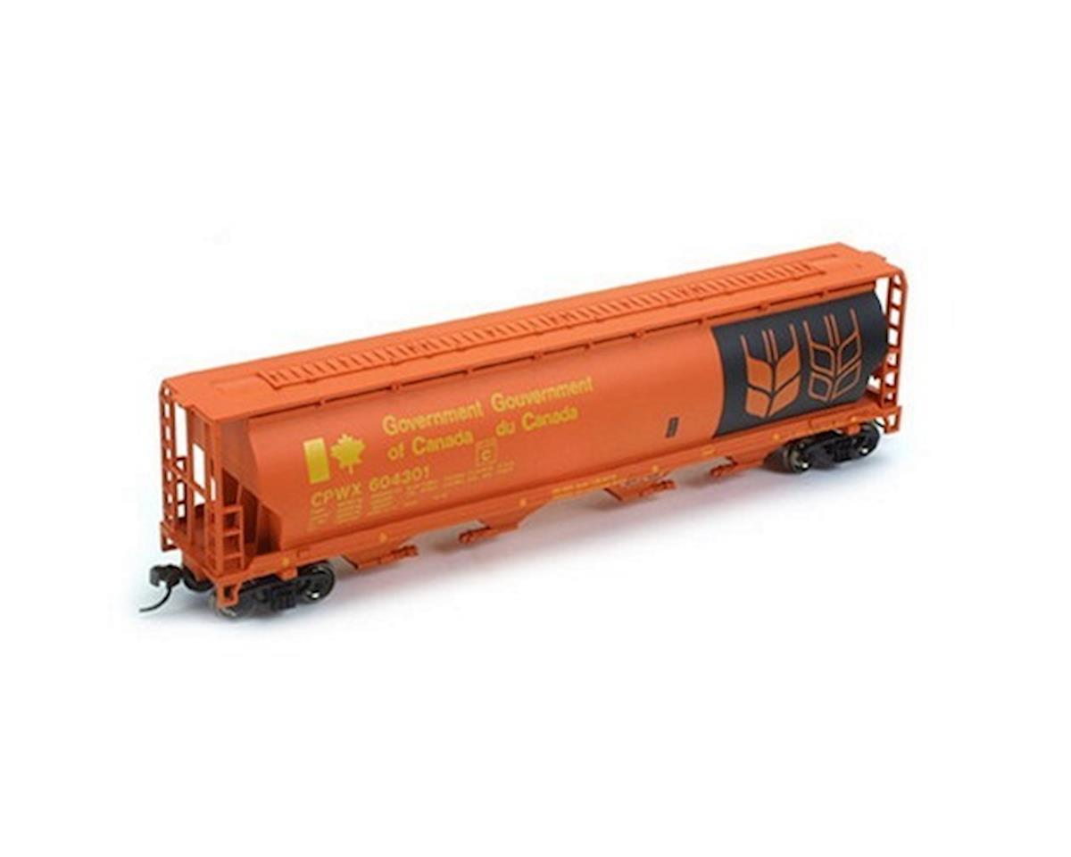 Bachmann HO RTR SS Cylindrical Hopper, Government of Canada