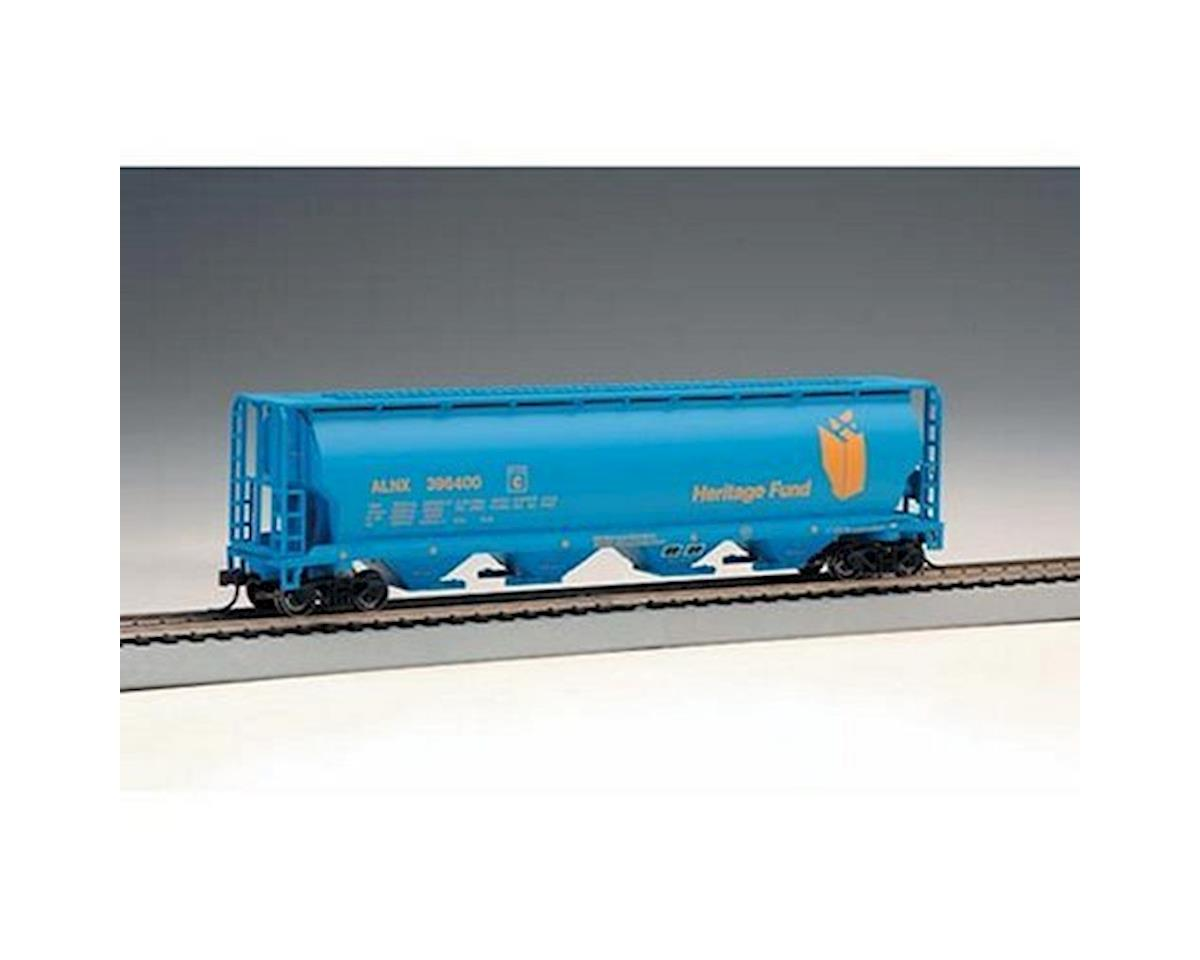 HO Cylindrical Hopper, Heritage Fund by Bachmann