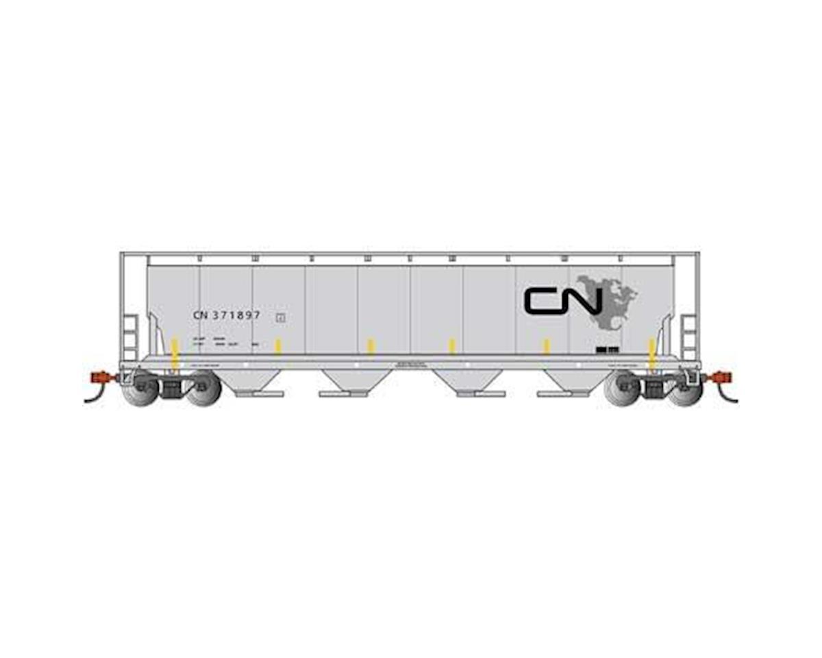 Bachmann HO Cylindrical Hopper, CN/North American Logo