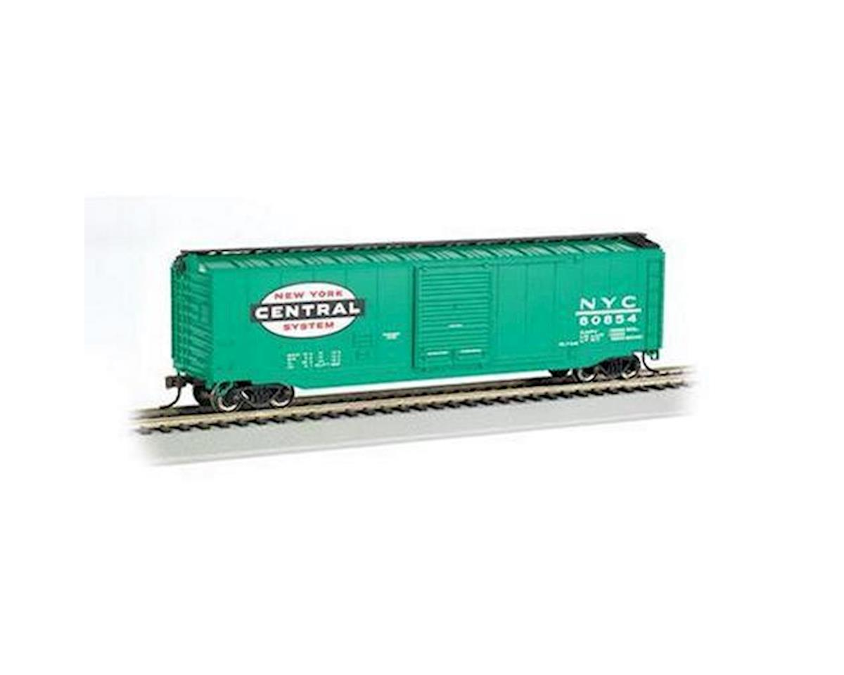 Bachmann HO 50' Sliding Door Box, NYC/Jade Green