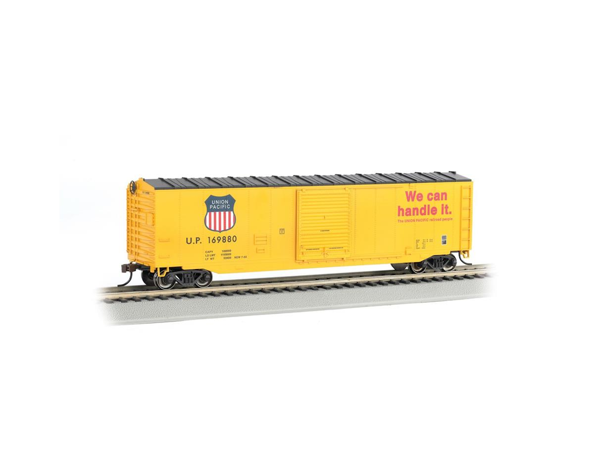 Bachmann HO 50' Sliding Door Box, UP