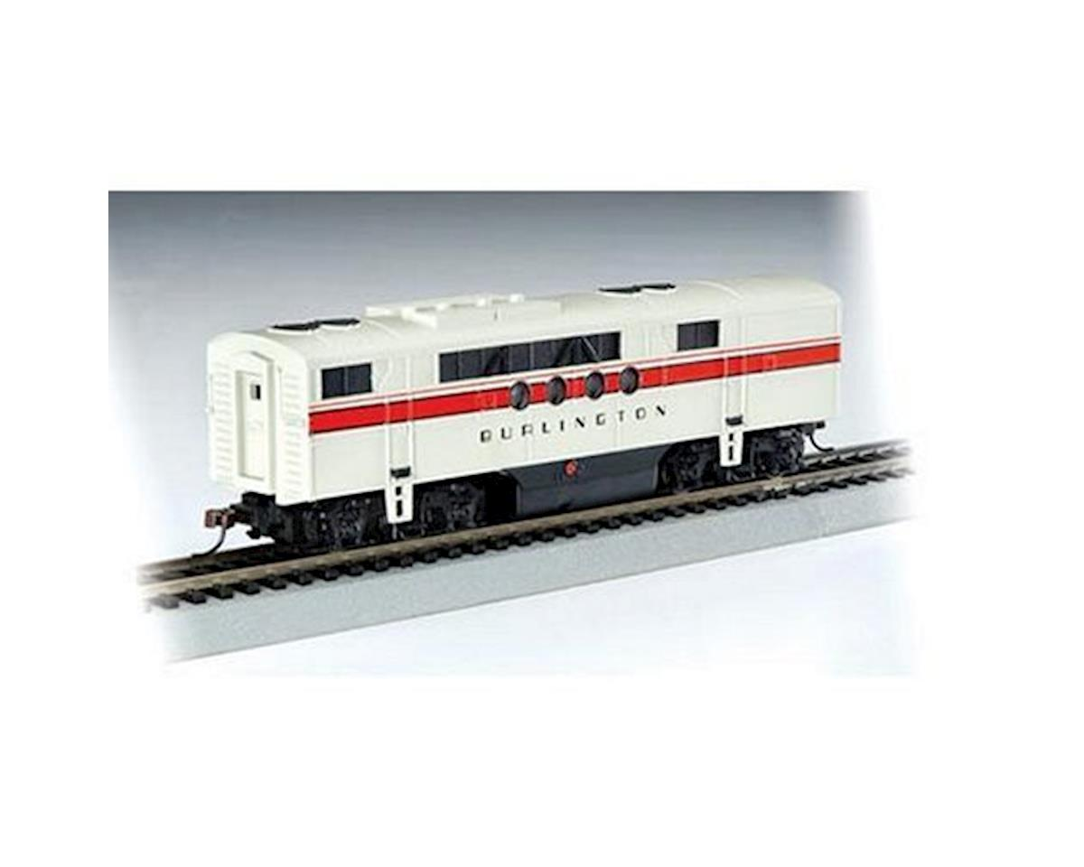 Bachmann HO 50' Sliding Door Box, PRR