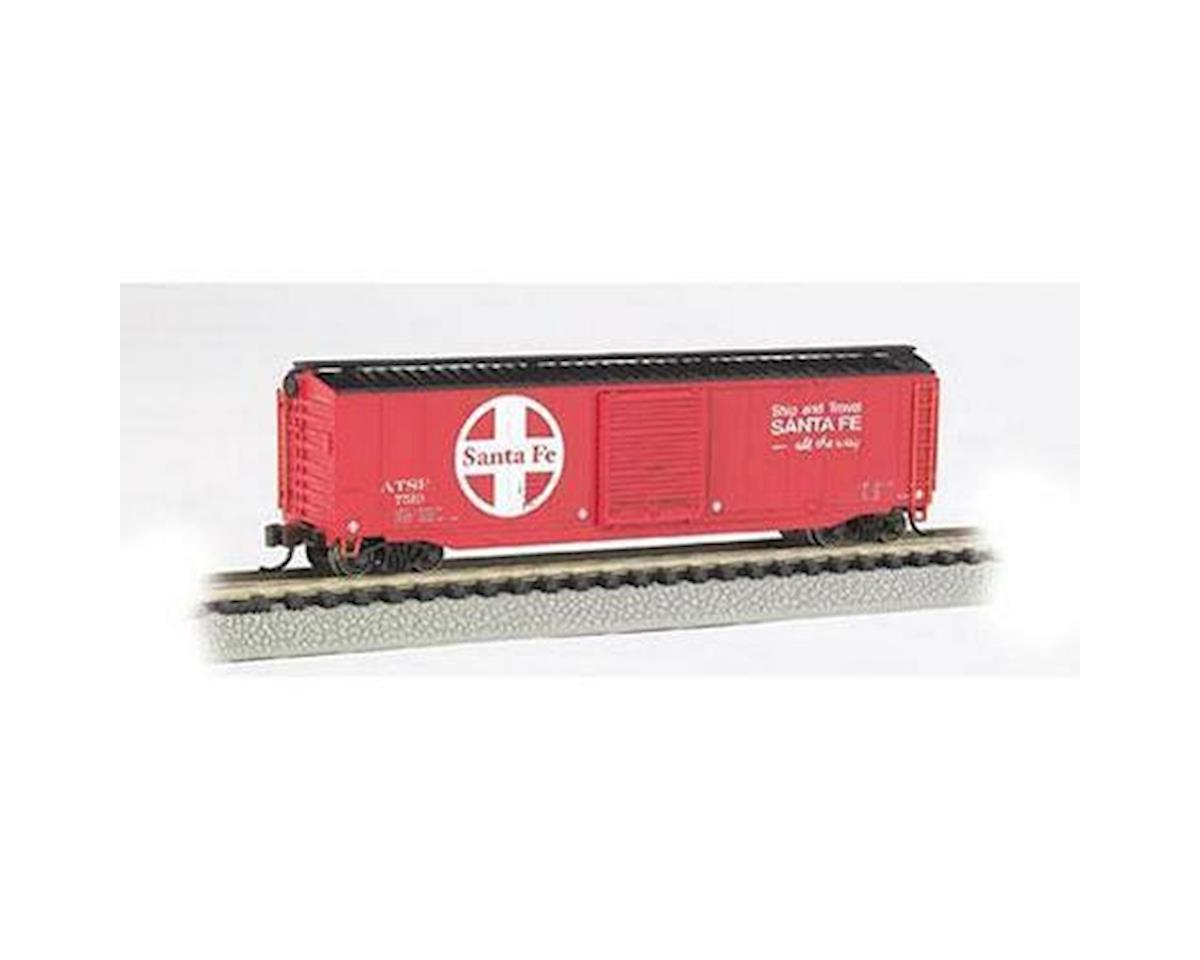 Bachmann N 50' Sliding Door Box, SF