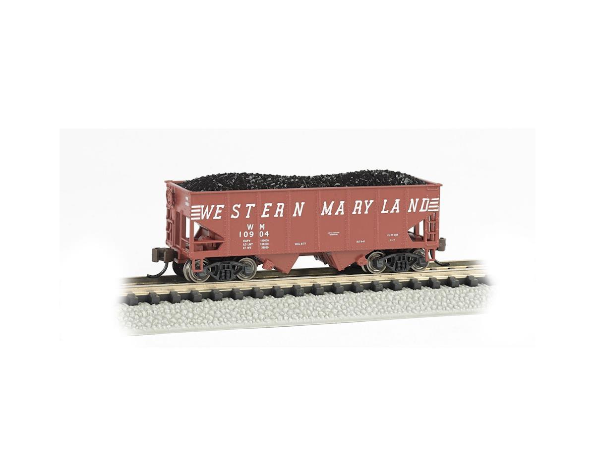 Bachmann N 55-Ton 2-Bay Hopper, WM/Speed