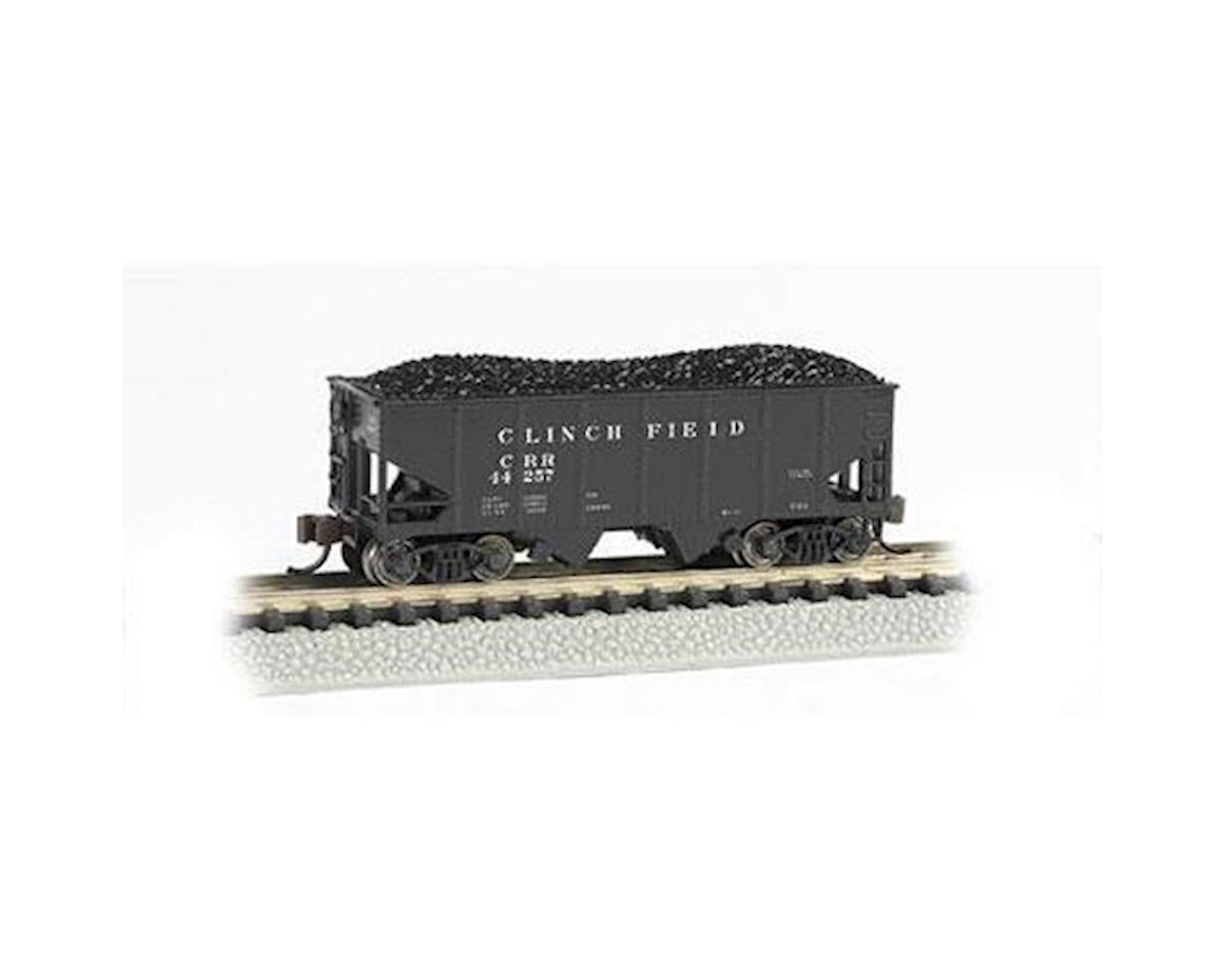 Bachmann N 55-Ton 2-Bay Hopper, Clinchfield