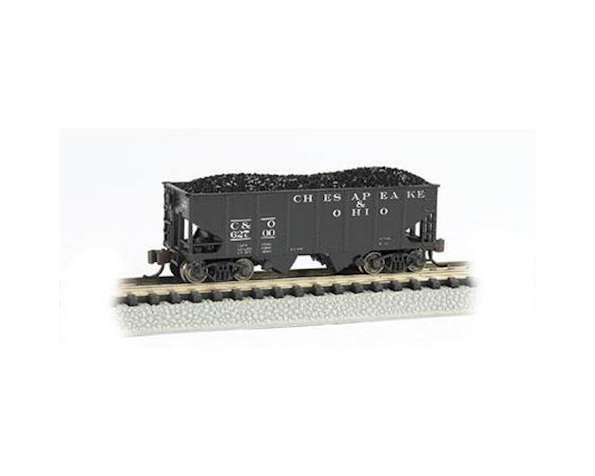 Bachmann N 55-Ton 2-Bay Hopper, C&O